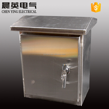 Manufactory High quality IP65 Stainless stell waterproof wall enclosure cabinet