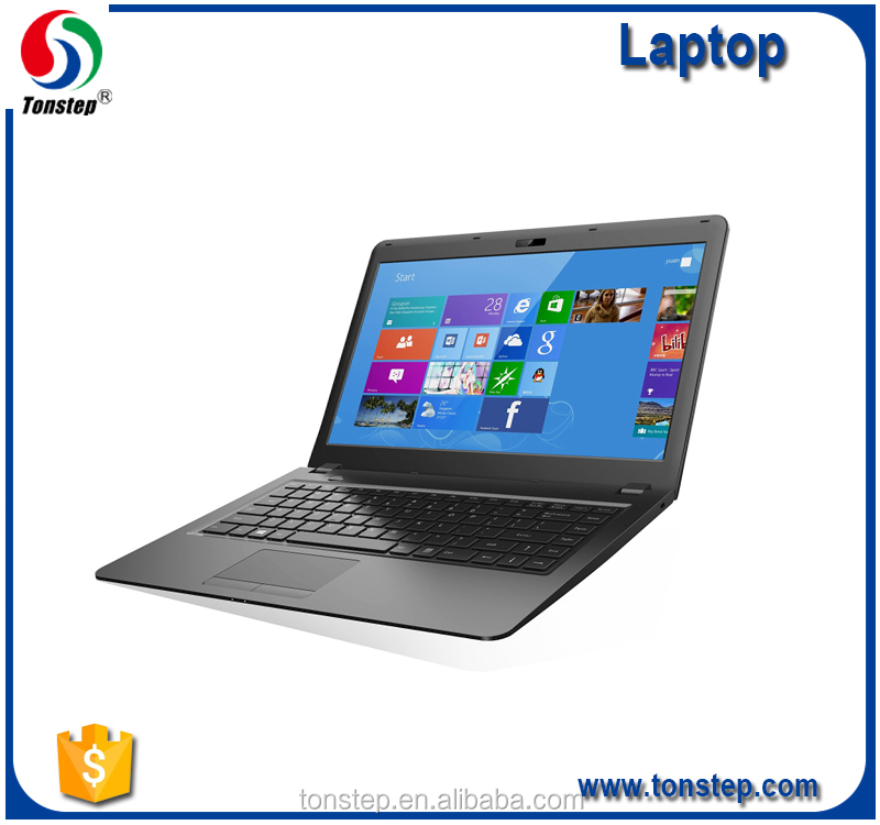Factory Price!! 14.1inch Intel Quad-Cor, high quality and low price used laptop for sale
