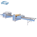 Factory direct price industrial pur hot melt plywood laminating machine for PVC