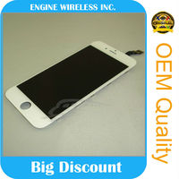 lcd display oem for iphone6 lcd, for iphone 6 lcd digitizer assembly