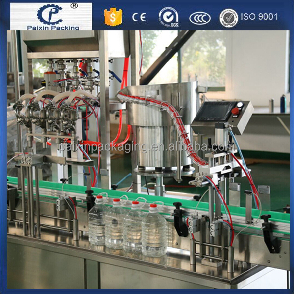 Trade assurance supplier Engine Oil Packaging Machine Automatic Easy operation