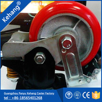 hot sale wholesale new products popularagile pu Popular 1 ton heavy duty caster wheel