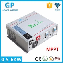[GP]Pure Sine Wave 500W-6000W Hybrid Solar Inverter with mppt solar charge controller 20A 30A 50A 60A