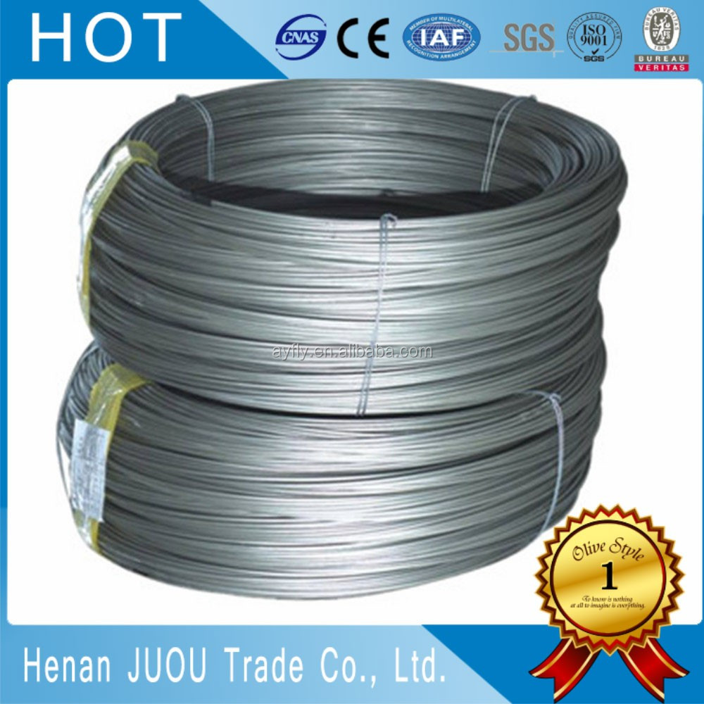 sae 1008 spiral high tensile shot steel wire rod in rope