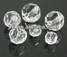 2012 New Arrival Transparent Octagonal Rock Crystal Stone for Clothes Decor