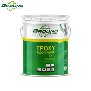 Epoxy Resin Garage Coating Dust Proof Anti-slip Self-leveling Floor Paint for Car Parking