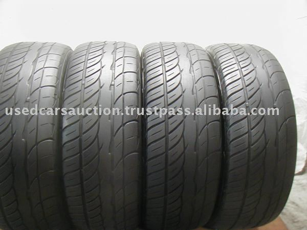 used tire in bulk from Japan
