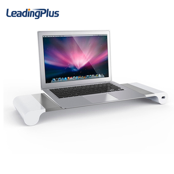 2018 Computer Accessories Modern simple style MDF laptop stand, monitor stand