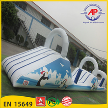 Penguin Inflatable water toy for water park games