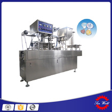 Automatic Liquid Filling and Sealing Machine for Cup