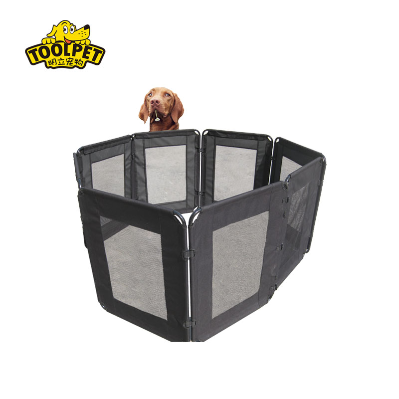 Eco-friendly Colorful dog pet playpen indoor exercise pen for dogs
