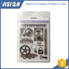 Hot Sales Charming Fashional Popular Stamp & Plastic Embossing Folder