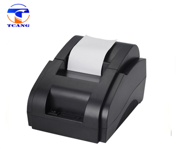 factory price OEM support tablet pos 58mm thermal printer