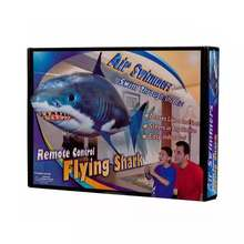 Remote Control air Inflatable flying shark swim through the air/flying fish