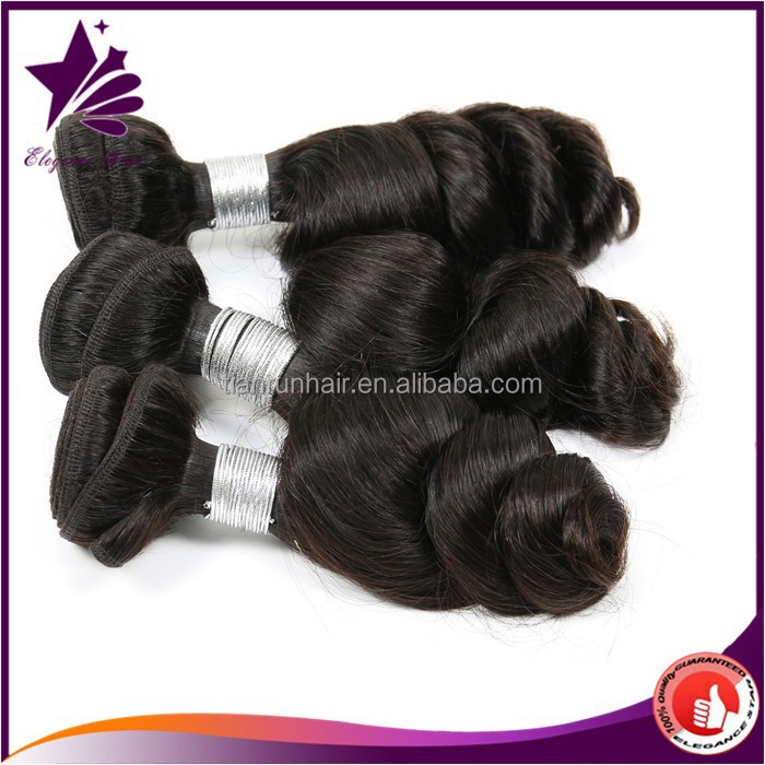 Xuchang Tianrun Factory Wholesale Hair Weave Distributors Mongolian Virgin Hair Mongolian Virgin Loose Curly Hair