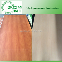 Hot selling high pressure melamine laminate decorative sheet with low price