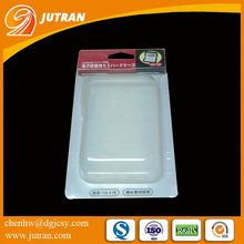Plastic Blister Packaging Box with Window for Cell Phone Cover/Case
