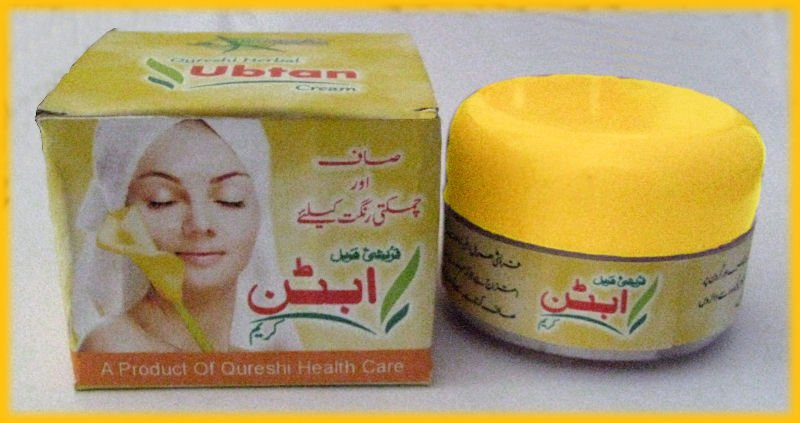 Qureshi Herbal Ubtan Cream