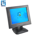 TM1040 Factory 10 Inch LED Touch Screen Monitor with VGA+USB input