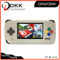 For SFC For SNES portable game player for SNES Portable Game Console 4.3 inch screen read cartridge TV out two gamepad
