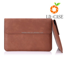 new arrival pu leather laptop sleeve,leather laptop cover