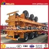 2017 NEW 20FT 40FT Container Transport Steel Road Frame Truck Trailer Chassis