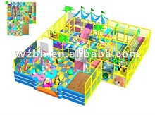 Inflatable Children Playground BHID54