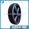Synthetic rubber powder wheel