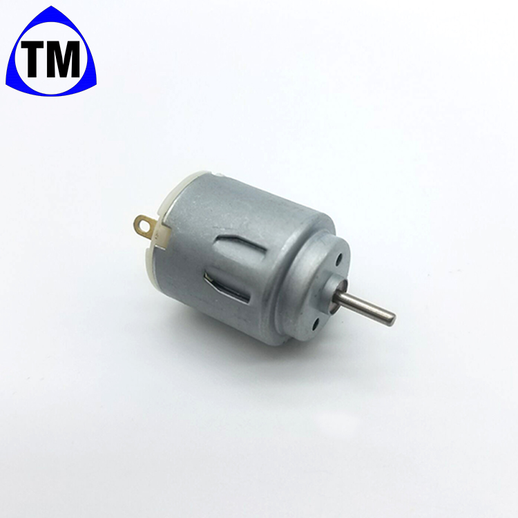 Popular motor passenger 1.5v dc low rpm motor