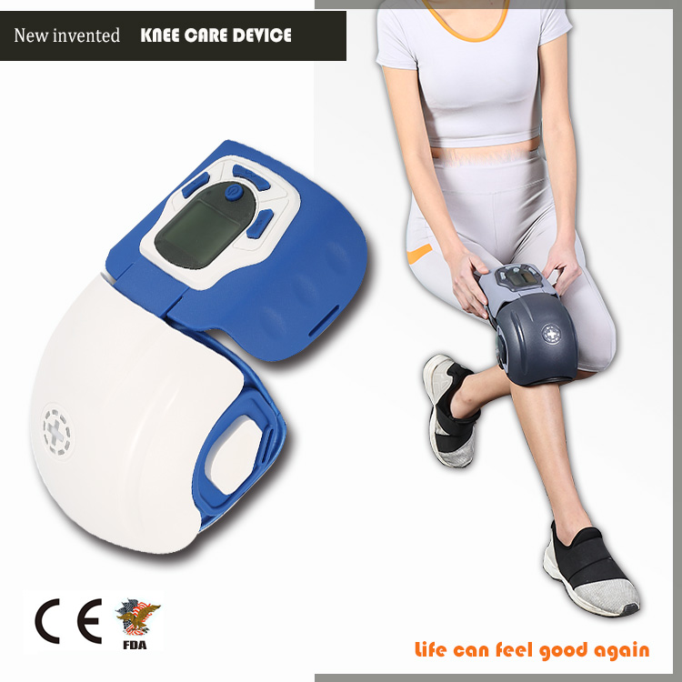 New electric heated knee support orthopedic knee pads