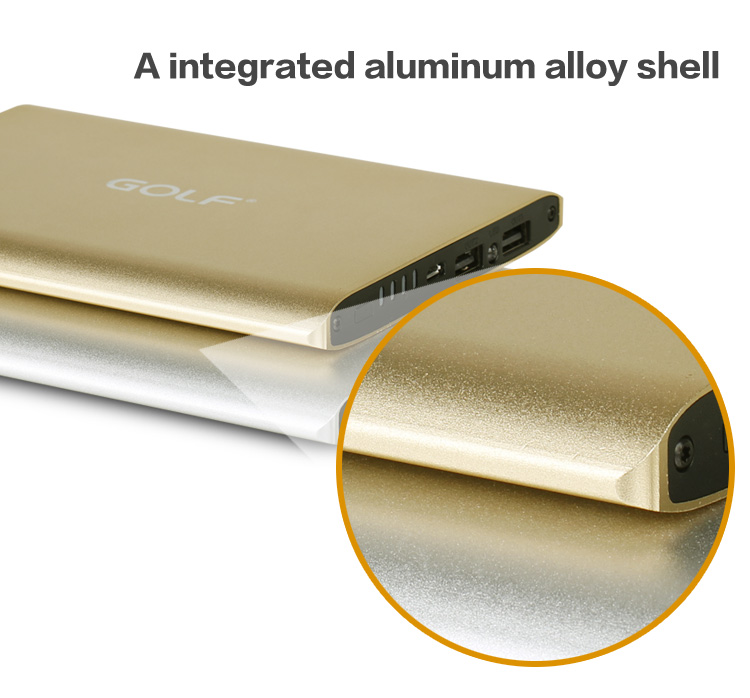16000mAh Portable Power Bank Pack External Battery USB Charger for tablet and smartphone