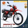 Hot Selling 4-stroke Engine Motorcycle 125CC Pit Bike Dirt Bike Made in China XL185 SD125GY-B