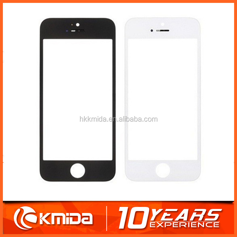 Front Outer Touch Screen Glass Lens Replacement Panel For iPhone 5 5S 5C