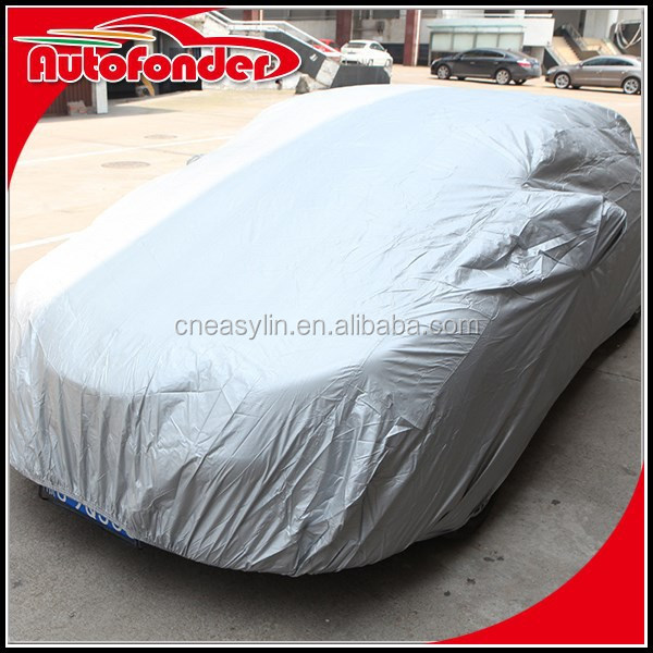Cotton added car cover, car window cover, car cover