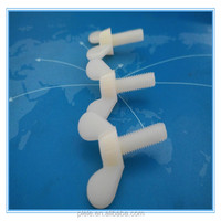 Pengli ROHS plastic butterfly wing screw