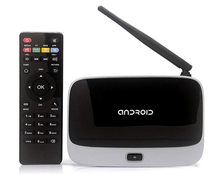 Hot Selling Android 4.2 Quad Core allwinner a31 2G 8GB android tv box with 3G sim card slot