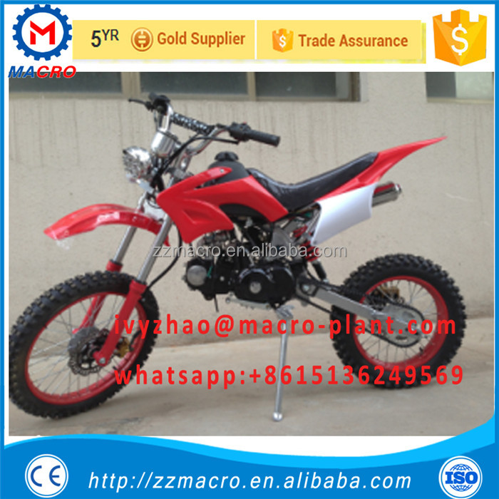 safe and good quality Chinese motorcycle dirt bike for kids for sale