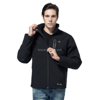 KCFIR heated jacket