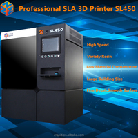 manufacture direct sale 3d digital printer SLA industrial printer Z Rapid SL450 3d printing machine