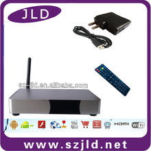 JLD007 amlogic 8726 mx m6 cortex a9 dual core android smart tv box