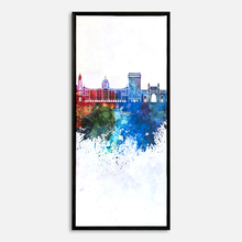 Customized Framed Painting Modern Canvas Abstract Art