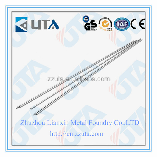 zhuzhou cemented carbide cutting tools blank carbide bar rod