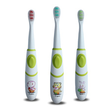 Wholesale low price waterproof battery power sonic kids electric toothbrush