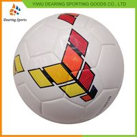 Top fashion unique design customzied soccer balls directly sale