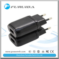 USB Wall Travel AC Charger Power Adapter - Black for Palm,E-cigs, PSB Charger Adapters