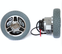 8, <strong>10</strong>, 12, 24 inch light weight powerful brushless BLDC electric wheelchair hub motor for controller