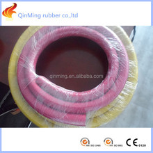 1 inch high temperature rubber hose with smooth/cloth surface