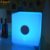 PE Touch Control Color LED Bedside Table Lamp speaker with led light