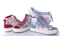 New Popular FashionPrinting Canvas Shoes