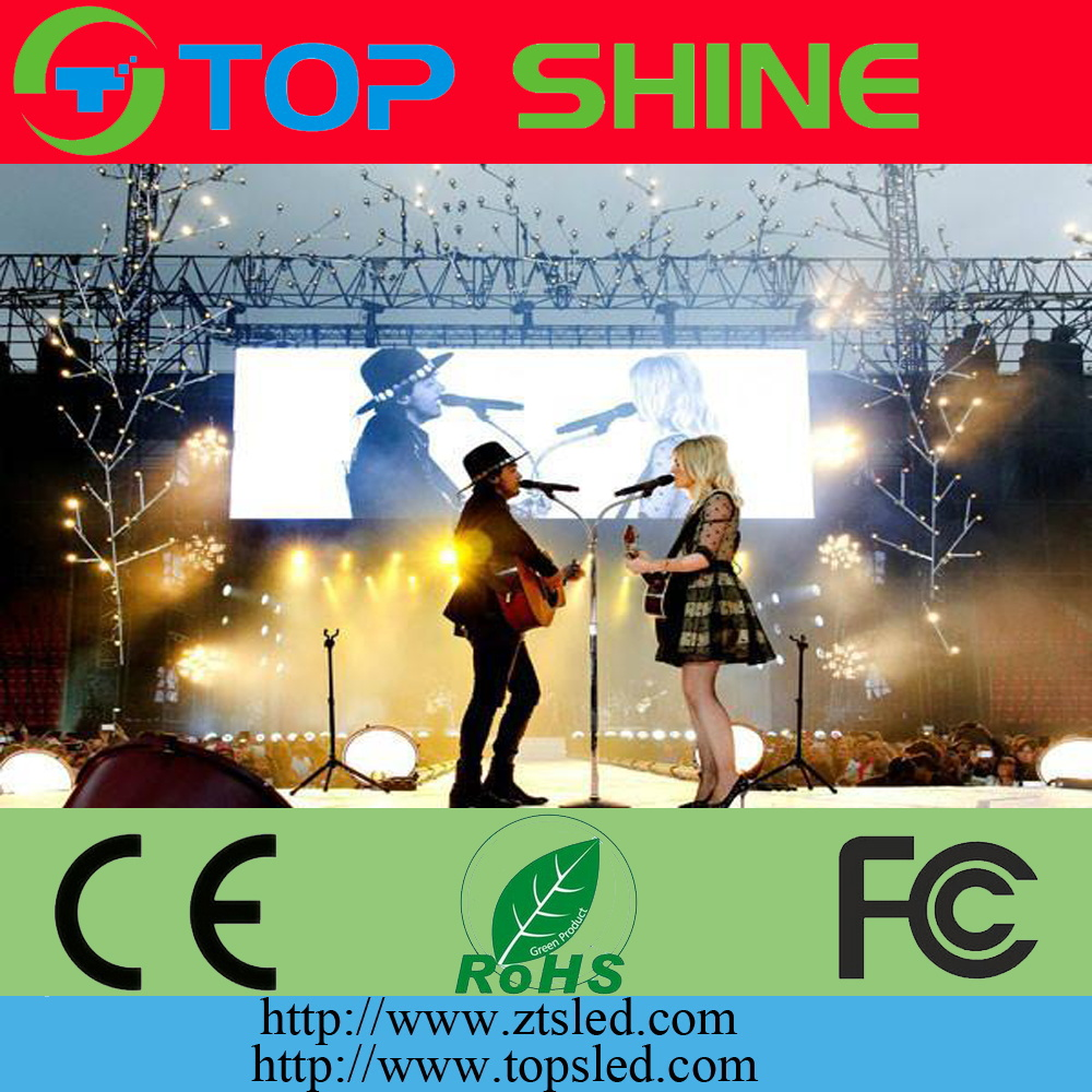 Full color p10 SMD 3535 1/2 scan led module RGB outdoor Rental led display screen p10 p8 p6 p5 led wall stage for concert
